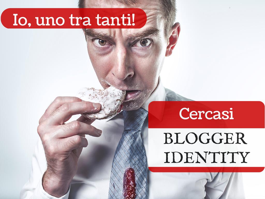 Blogger Identity