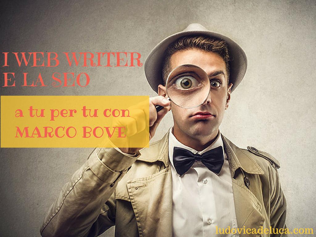 Web Writer e SEO