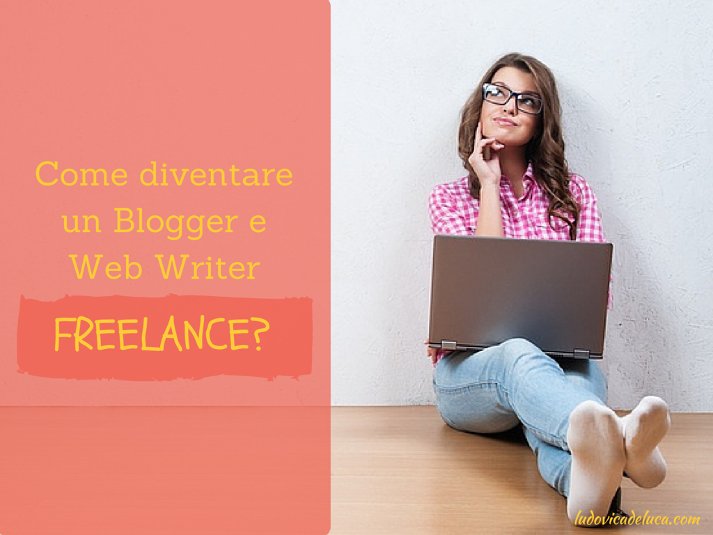 Web Writer e Blogger Freelance