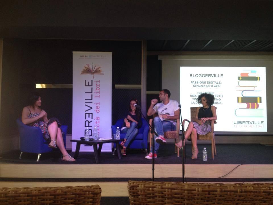 Blogger a Libreville