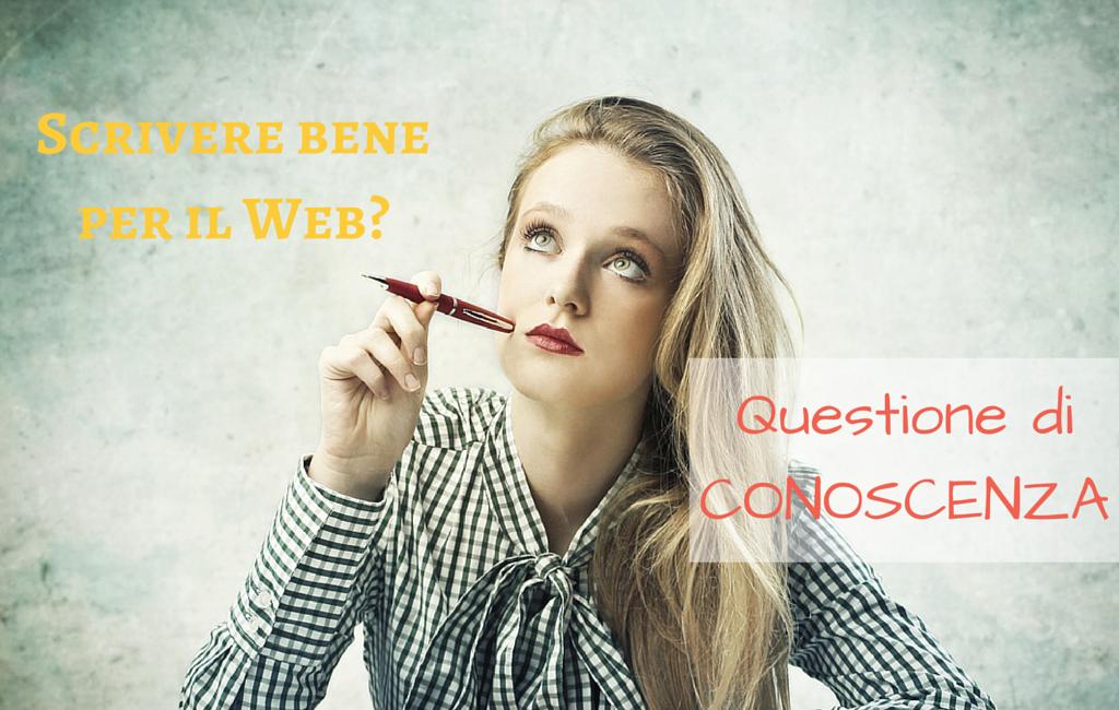 Scrivere bene per il Web