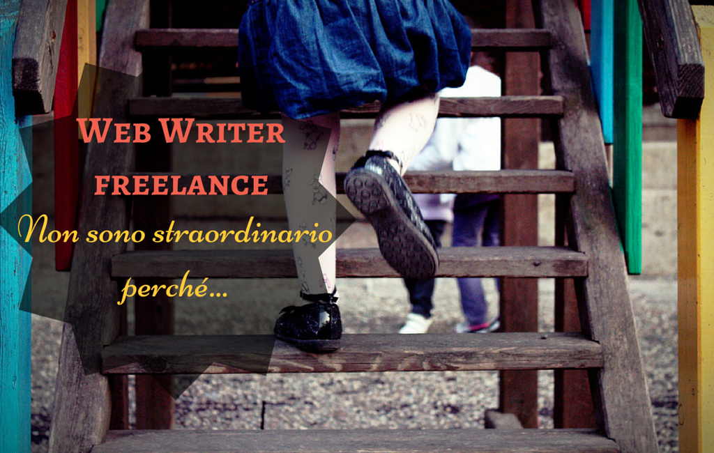 Web Writer freelance
