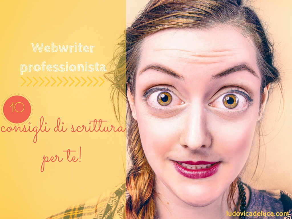 Webwriter professionista