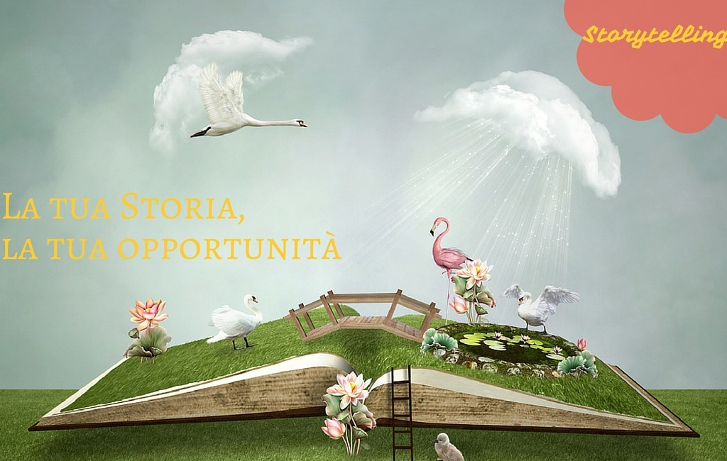 Come fare Storytelling