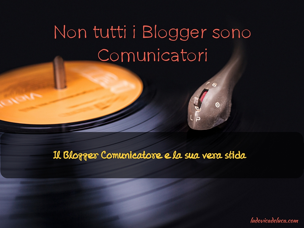 Blogger Comunicatore