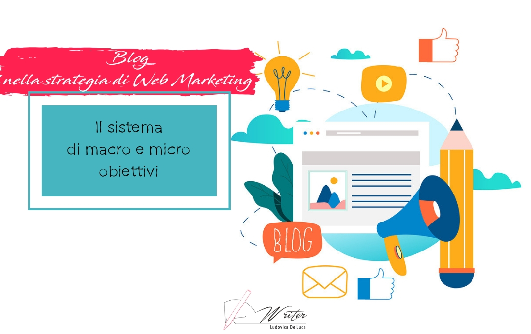 Il blog nella strategia di web marketing