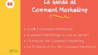 La Guida al Comment Marketing