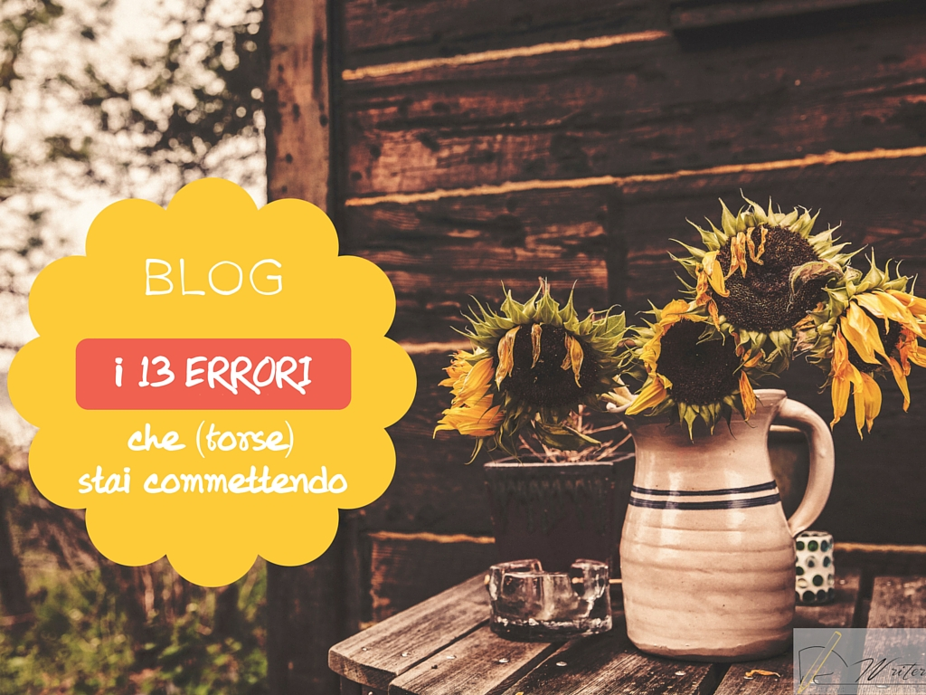 Come fare blogging con il blog