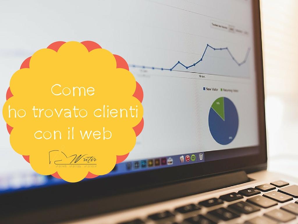 Come trovare clienti con il web