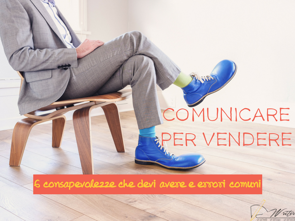 Comunicare per vendere