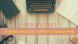 come scrivere per il web