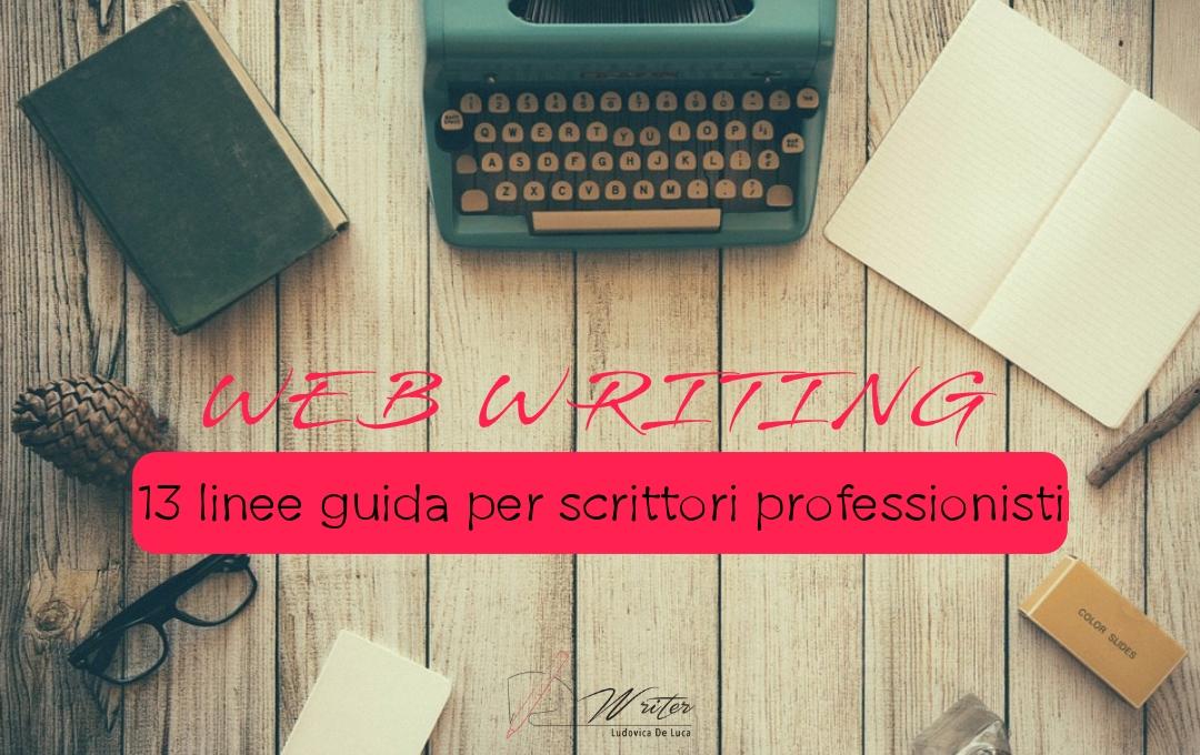 Webwriting - Scrivere per il web