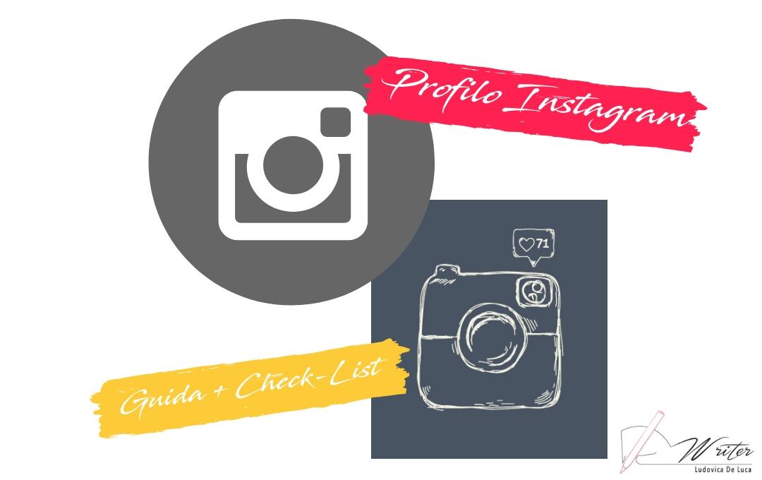 come costruire il profilo Instagram