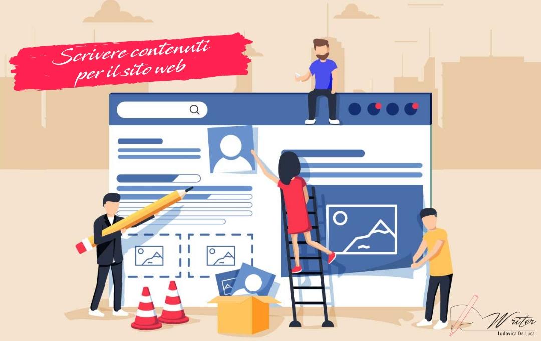 Come scrivere i contenuti di un sito web
